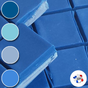 Blanchet Viniti cires modernes bleues