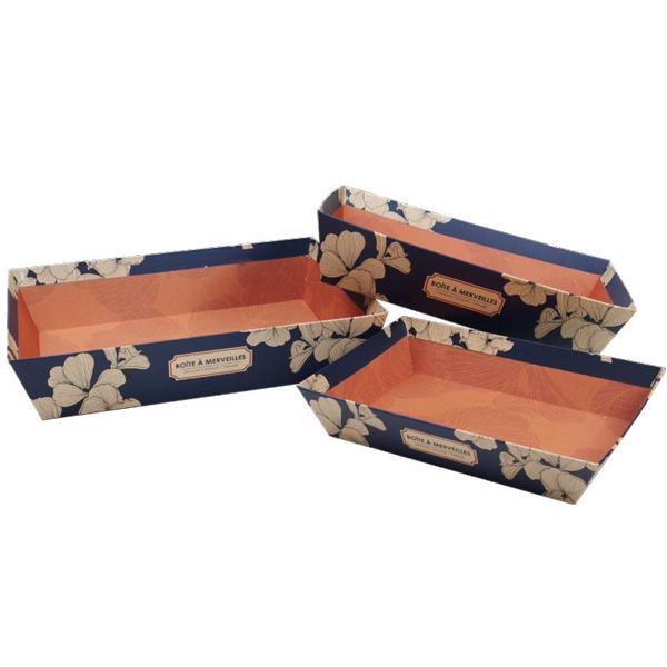 Blanchet Viniti corbeille carton Boîte à Merveilles - 3 tailles