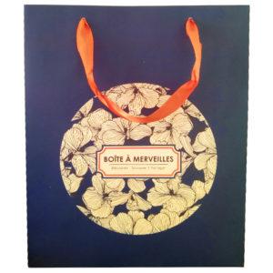 Blanchet Viniti sac carton Boîte à Merveilles