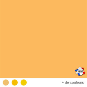 Blanchet Viniti cire traditionnelle jaune orange